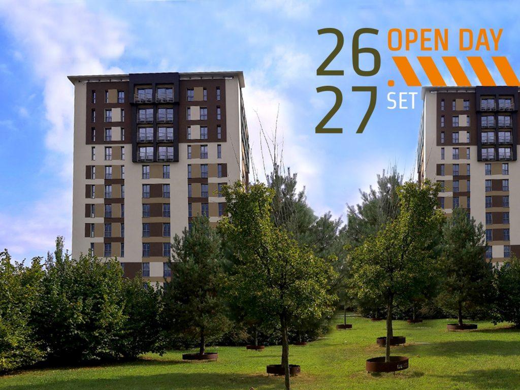 Open Day 26 E 27 SETTEMBRE